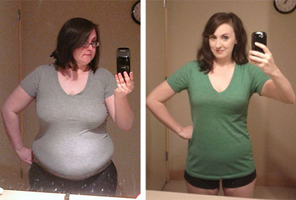 Weight loss on Paleo Diet - Before and Afters and a little motivation #HealthyHappySmart #Paleo