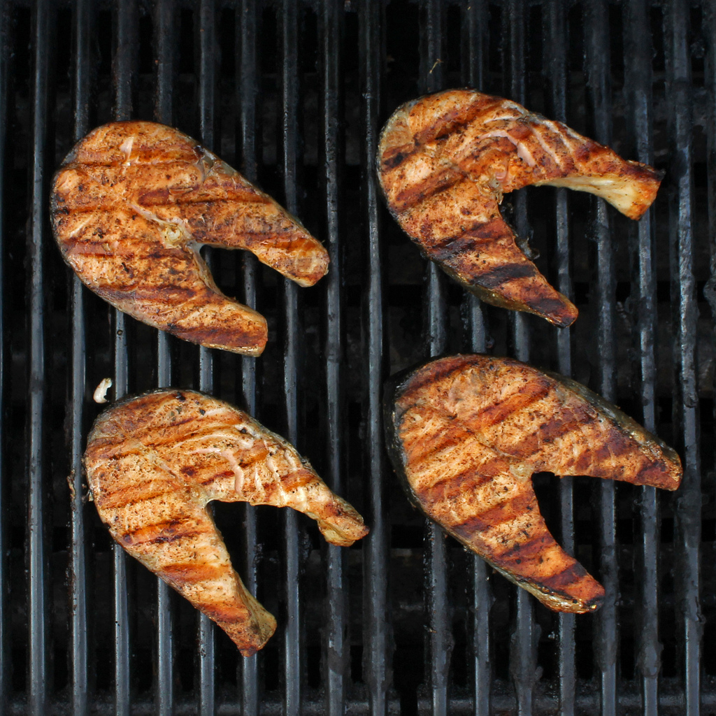 Grilling ideas: fruits, veggies and meats