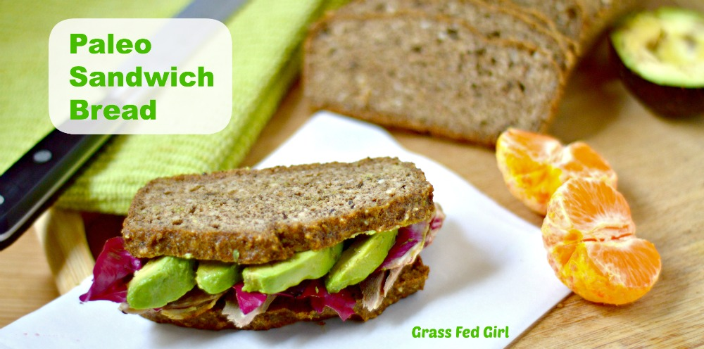 A handful of Paleo bread Recipes (5, to be exact)~~ Healthy.Happy.Smart.