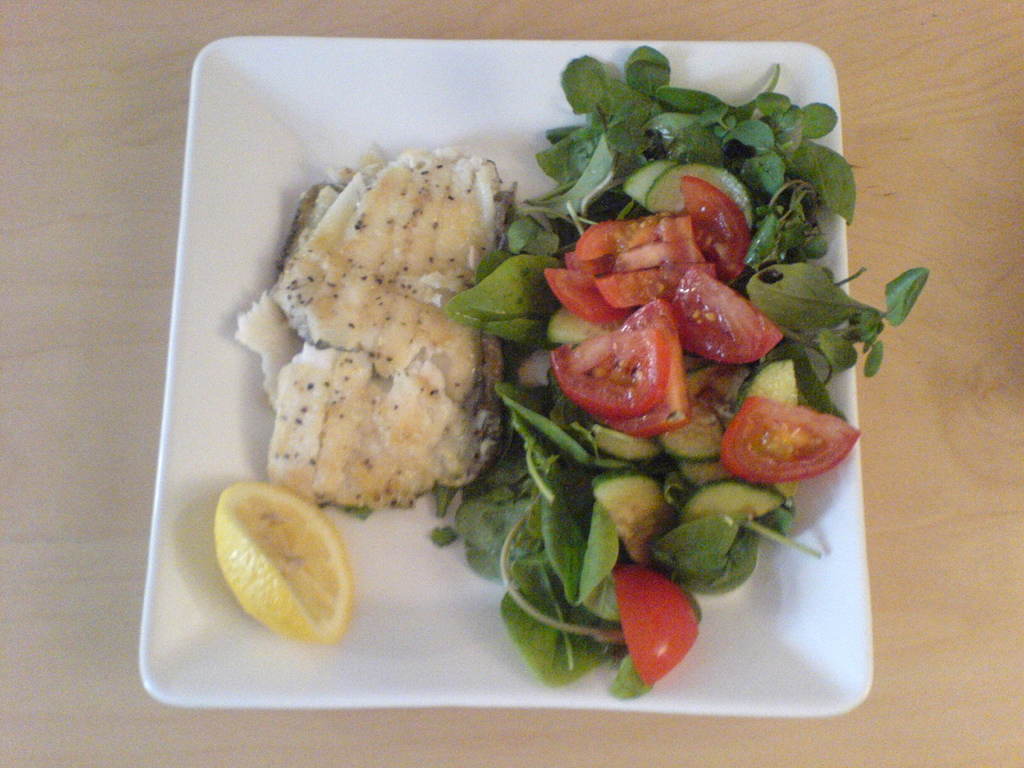 Sole Meuniere - Meal Plans for #Paleo #Diet #HealthyHappySmart