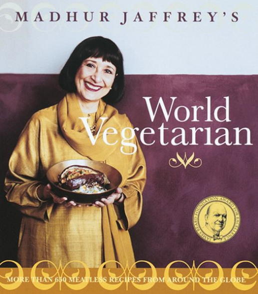 World Vegetarian Cookbook: 650+ meatless recipes from around the world.