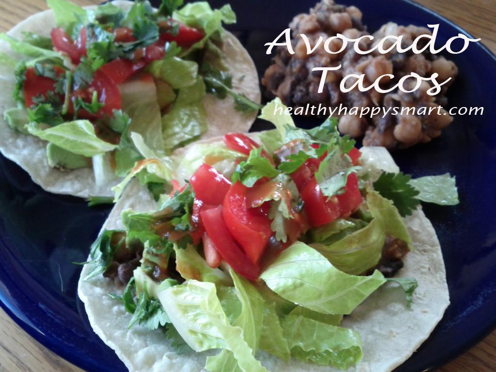 Avocado Tacos Recipe!