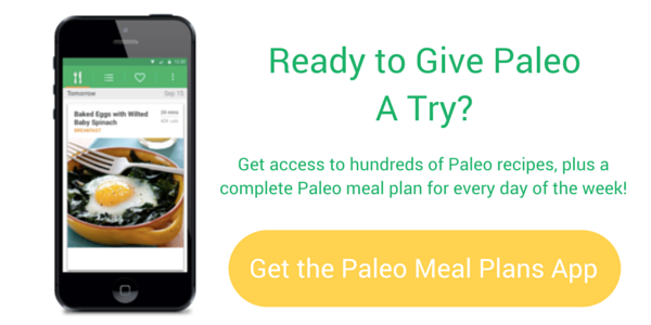 Start Paleo Diet Today - Free Meal Plan App, Save you time and money.