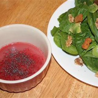 Balsamic raspberry dressing | Healthy Homemade Salad Dressing Recipes - Easily Make Your Own