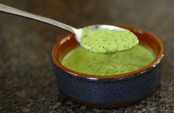 Avocado cilantro lime dressing | Healthy Homemade Salad Dressing Recipes - Easily Make Your Own