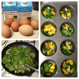 Egg Muffins Recipe - healthy, vegetarian, paleo