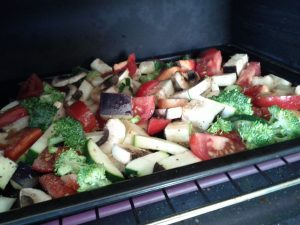 How to Cook Roasted Veggies