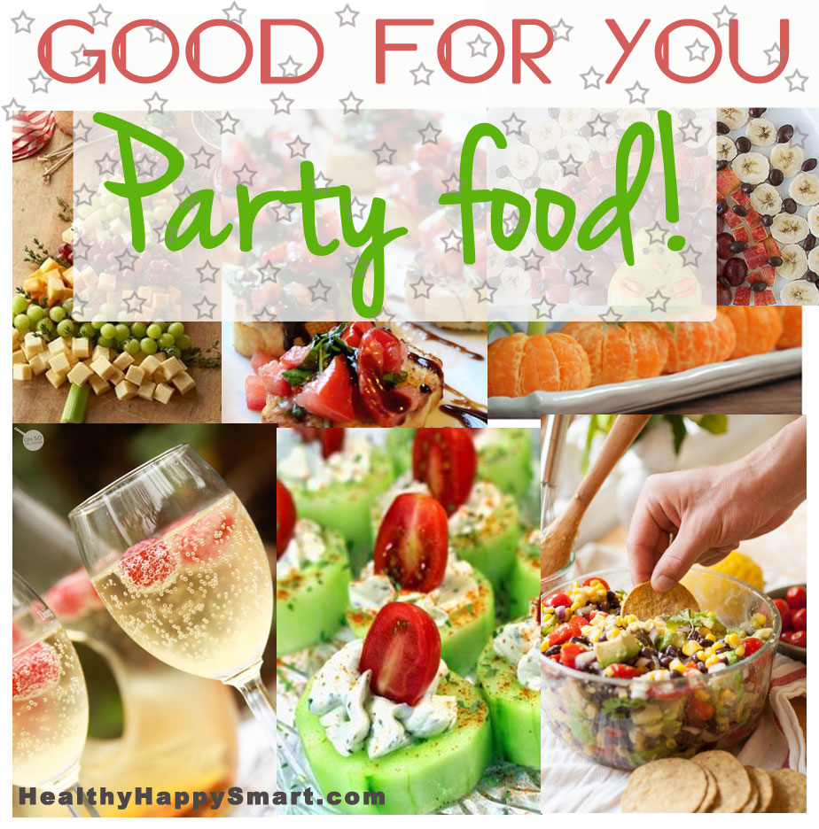 Good for You Party Food!! #pinterest