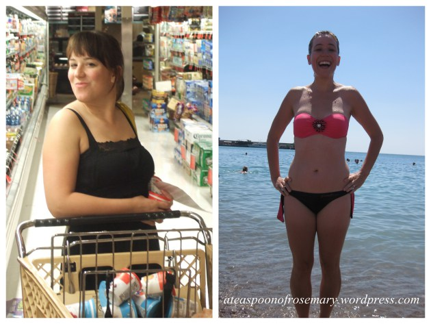 weight loss on the paleo diet - paleo Before and After and a little motivation #HealthyHappySmart #Paleo