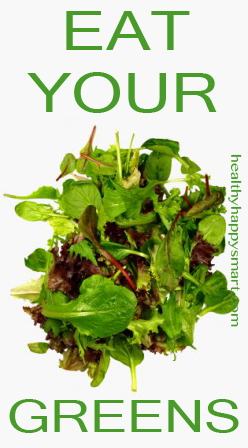 eat your greens guide!