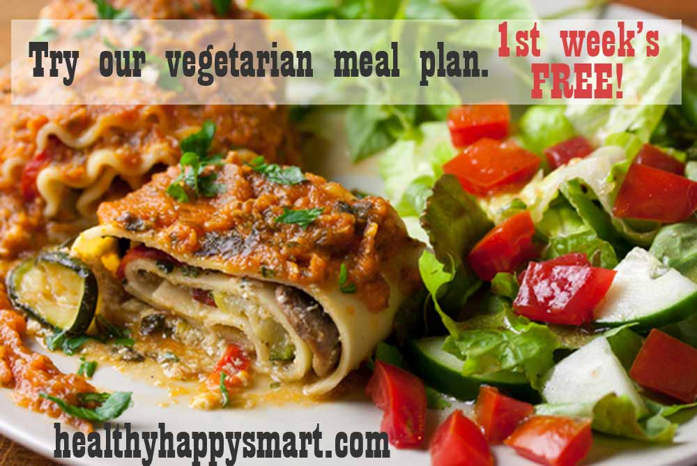vegetarian meal plan - How to eat a more plant based diet