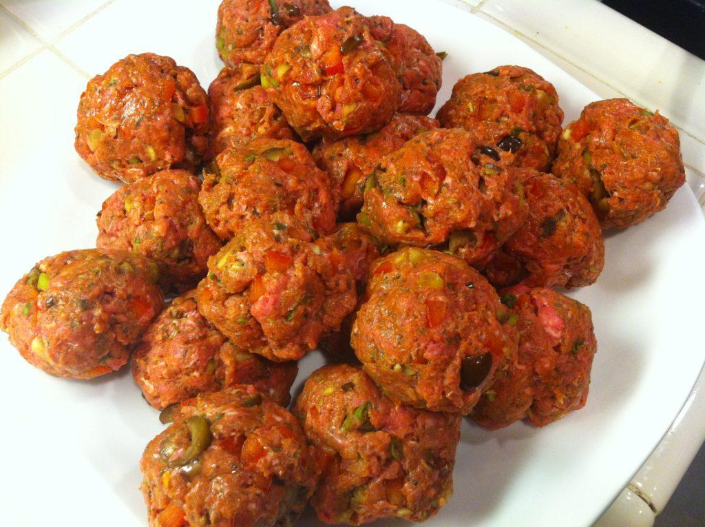 Slow Cooker Italian Meatballs - Paleo, crockpot, crock pot, easy, eat clean