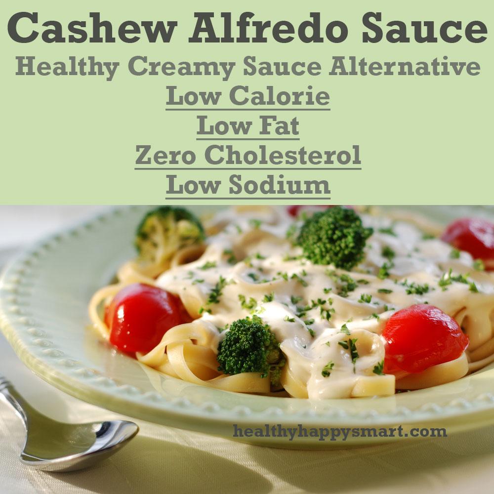 Healthy Alternative To Alfredo Sauce